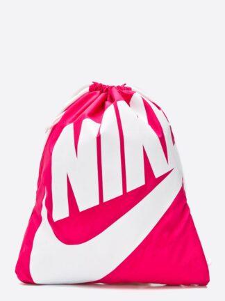 Ghiozdan Nike din panza rosie